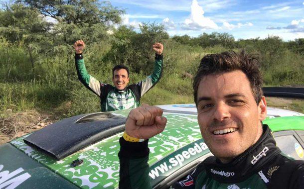 Rally Argentino: El campeón comenzó el año ganando