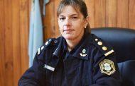 El Ministerio de Seguridad pidió a la Comisaria Carolina Urquiaga para que se haga cargo de la Jefatura Distrital en Rojas