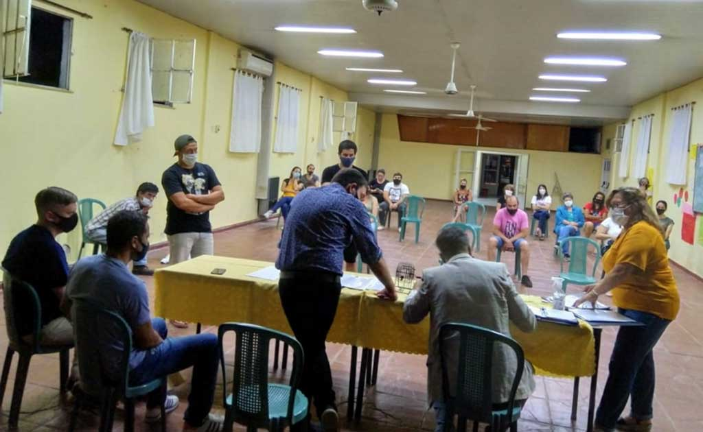 Programa Municipal de Viviendas: fueron sorteados 8 lotes en Carabelas