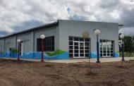 Se aproxima la inauguración del nuevo espacio en el Paseo de la Ribera