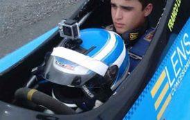 Franco Lucero correrá en la Fórmula Renault 2.0