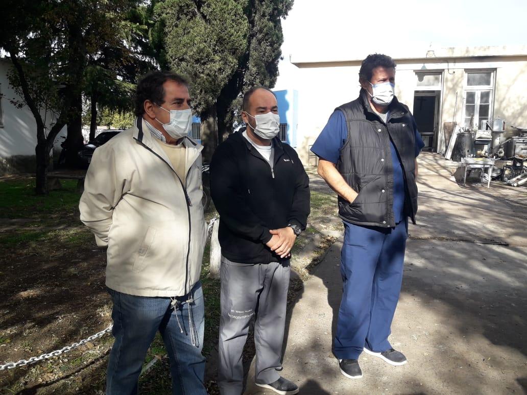 Autoridades de salud dieron detalles sobre la situación sanitaria local