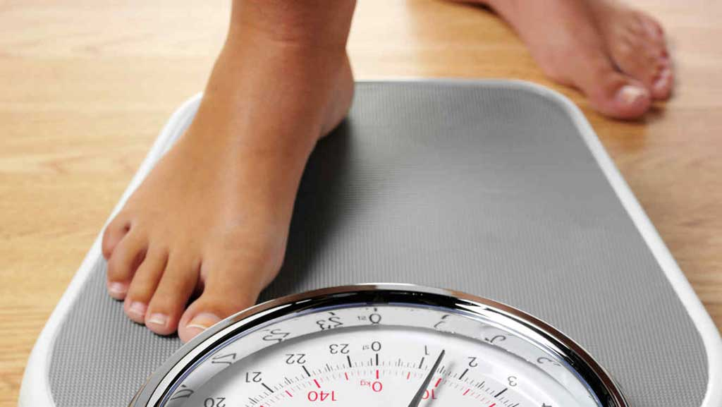 ¿Qué significa tener un peso saludable?