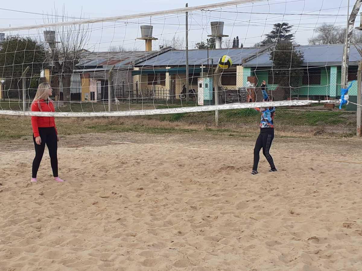 Continua la realización de la Etapa Local de los Juegos Bonaerenses 2021