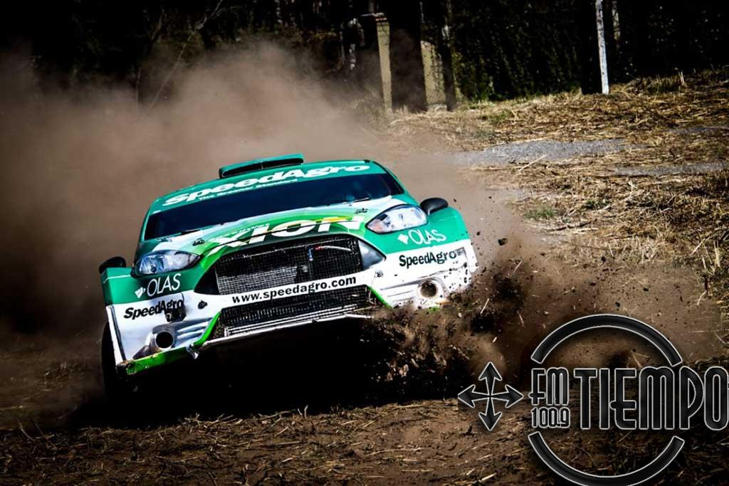 Rally Argentino: Lo de