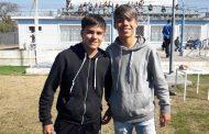 Garraza y Espindola: dos rojenses que luchan por el sueño de jugar en River Plate