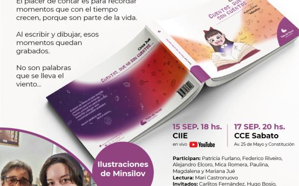 Coca Jué presentará su libro por partida doble