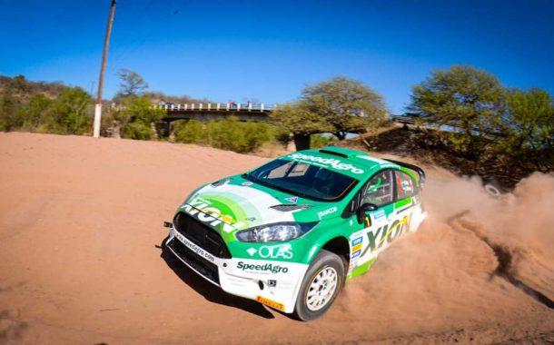 Rally Argentino: Cancio imbatible en Tucumán; Tercera al hilo para