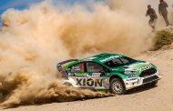 Rally Argentino: Cancio dio un paso en busca de la tercera manzana consecutiva;